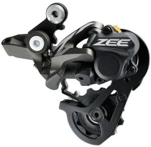 Переключатель задний Shimano Zee M640 Shadow+, 10 скоростей