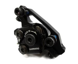 Калипер Shimano BR-M375 (F180/R160)