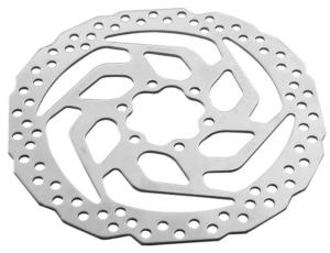 Тормозной диск Shimano SM-RT26 180мм, 6 болт